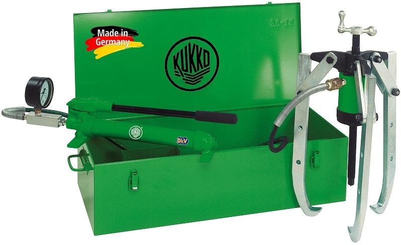 bo cao thuy luc Kukko Y58-556, Kukko hydraulic puller set Y58-556