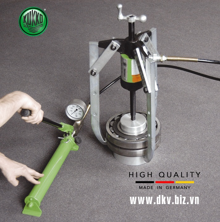 bo cao thuy luc kukko y58-556, kukko hydraulic puller set y58-556, germany