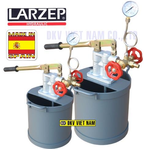 Bom test ap luc nuoc Larzep WAP0050, Larzep hydrostatic test hand pump WAP0050