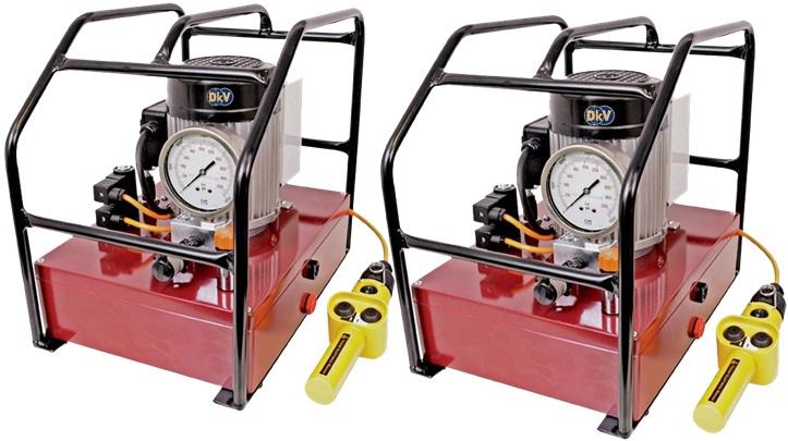bom thuy luc cao ap Dahlmann HDF 2500, Dahlmann hydraulic pump HDF 2500