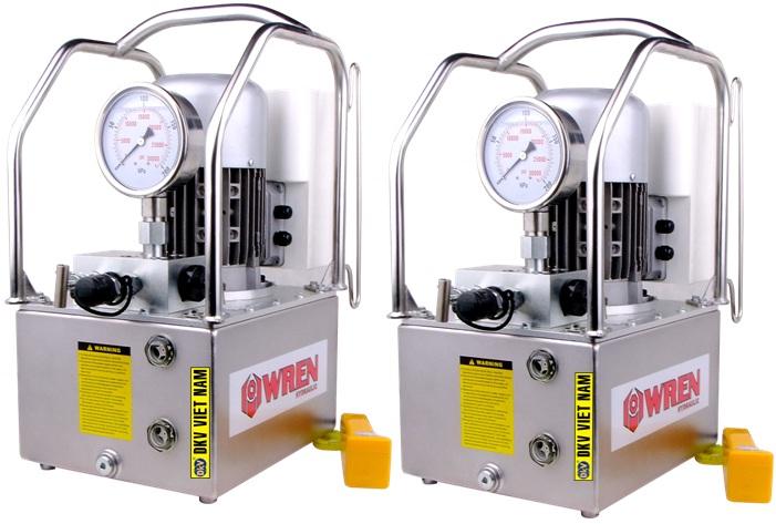 bom thuy luc cao ap Wren HNP 2500, Wren hydraulic pump HNP 2500