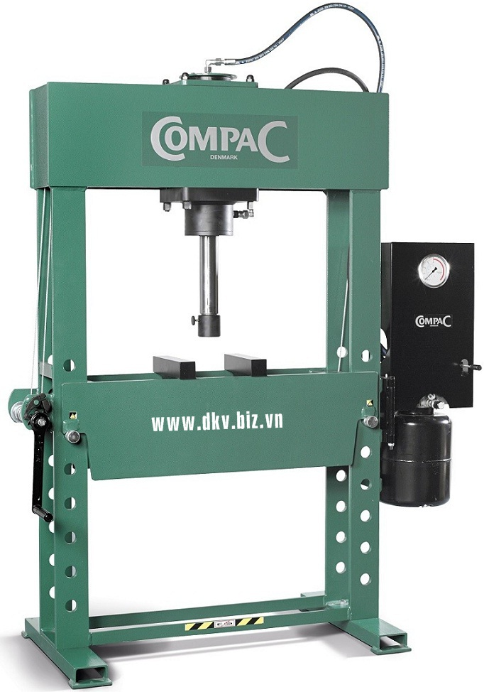 may ep thuy luc Compac EP40D, Compac hydraulic presses EP40D