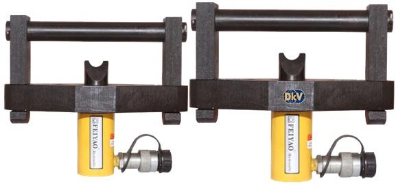 tach mat bich thuy luc Feiyao ket-FS-109, Feiyao hydraulic flange spreaders KET-FS-109