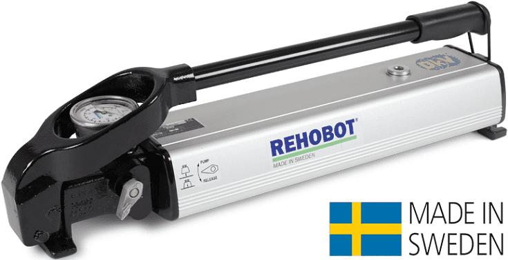 bom thuy luc Rehobot PHS150-2400L, bom thuy luc cao ap Rehobot PHS150-2400L