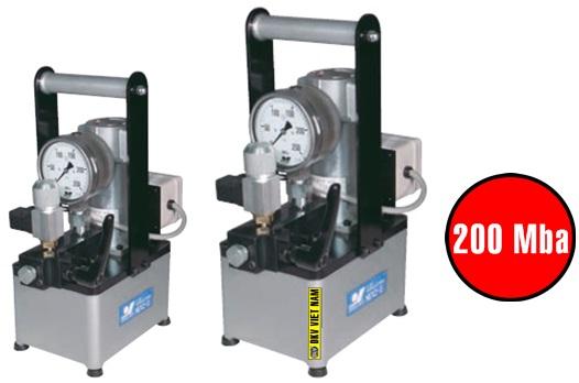 bom thuy luc Osaka NEXZ-6MGS, Osaka electric hydraulic pump NEXZ-6MGS