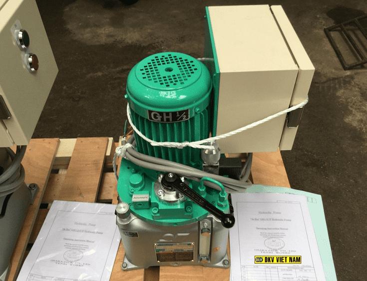 bom dien thuy luc, gh1-g, osaka, hydraulic pump,japan