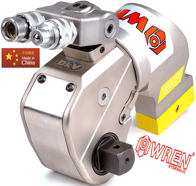 co le thuy luc Wren 10IBT, Wren square hydraulic torque wrench 10IBT