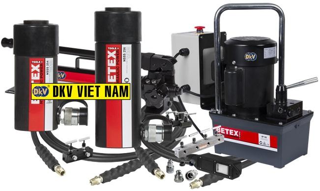 betex hydraulic cylinder NSSS 2514, Betex, NSSS 2514, 25 ton