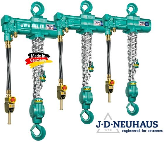 pa lang thủy lực JDN 20 TI-H, JDN hydraulic hoists 20 TI-H